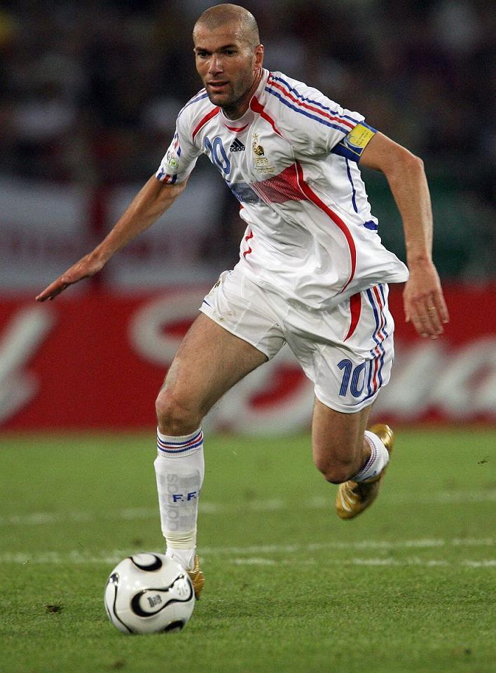 Resultado de imagem para zidane