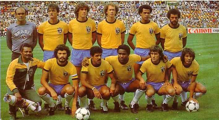 Foto seleo brasileira 1978 15