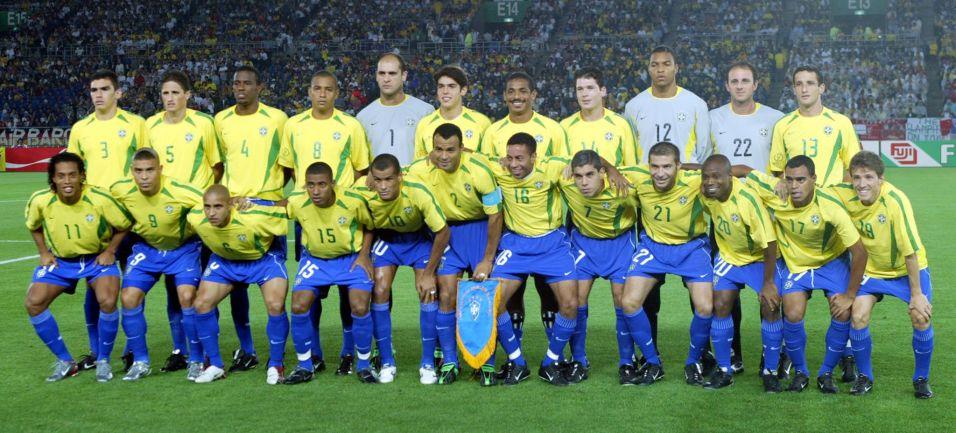 Resultado de imagem para seleçoes do brasil