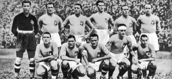 Resultado de imagem para italia 1934