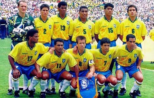Resultado de imagem para seleções do brasil campeas