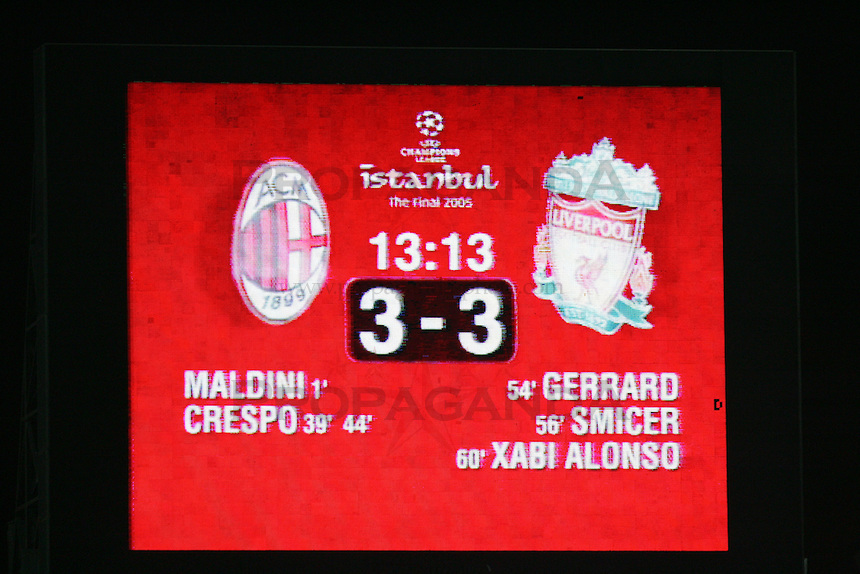 European Football - UEFA Champions League Final - Liverpool v AC Milan