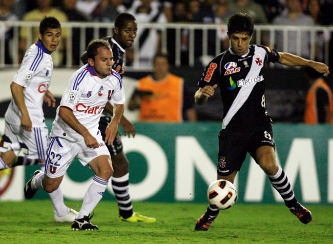 Vasco x Universidad de Chile