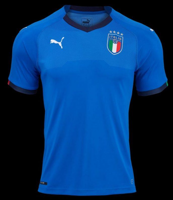 História da Camisa da Itália - Imortais do Futebol